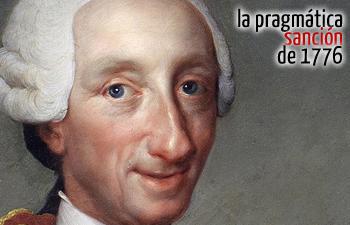 La Pragmática Sanción de 1776