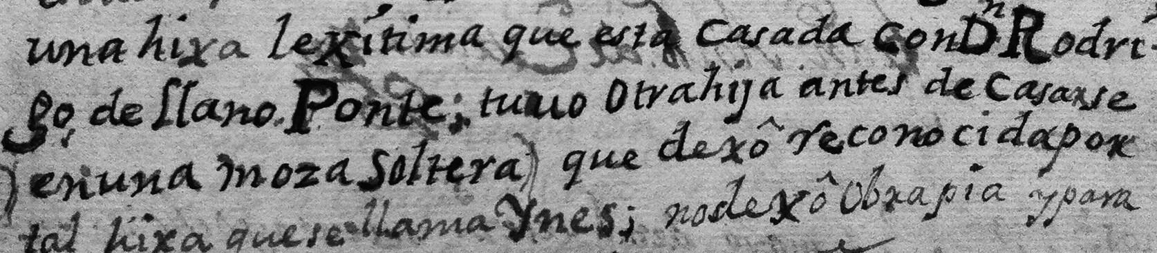 Tres anécdotas, tres (1). El bautismo de una nuez
