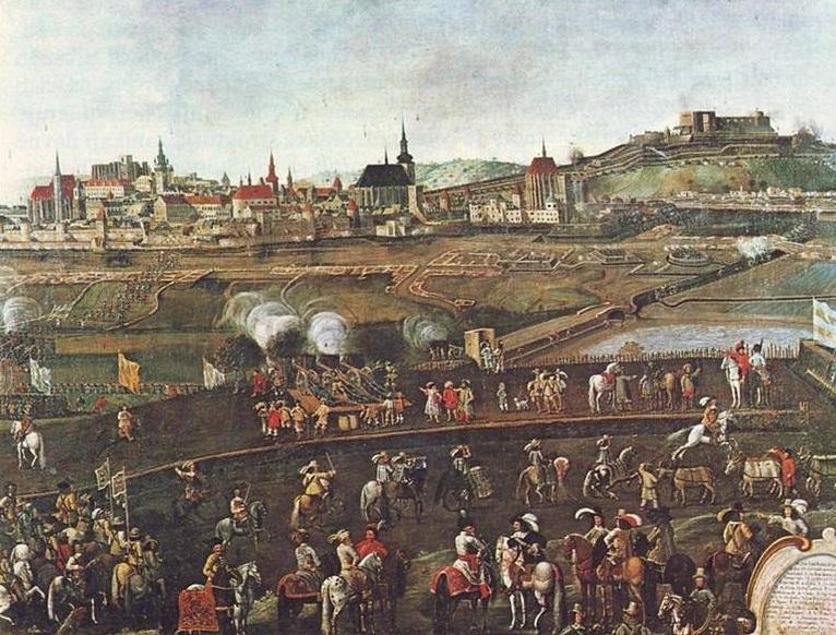 """Historia de la familia Horák (1656-1779): """"Neplakej, Marenko..."""""""